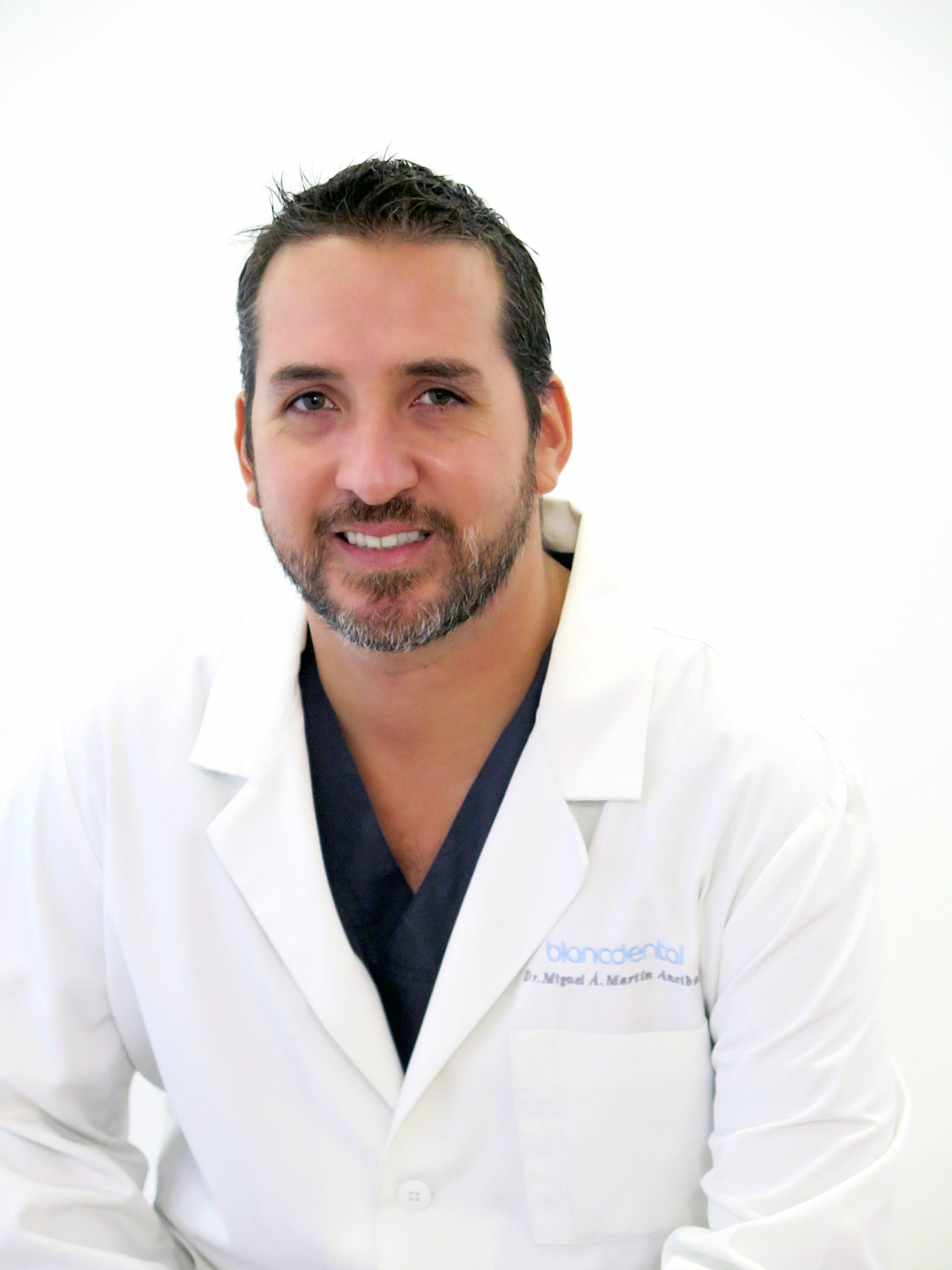 Dr. Miguel Ángel Martín Anciburo