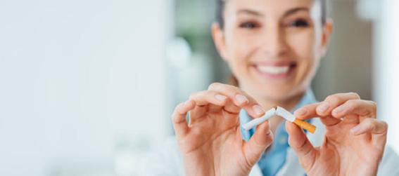 ¿Dejar de fumar?  Todo son beneficios…
